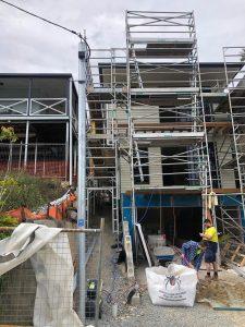 IMG 0596 225x300 - Logistics of a Difficult Site Build – Paddington, Brisbane Case Study